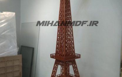دانلود رایگان طرح لیزر برج ایفل