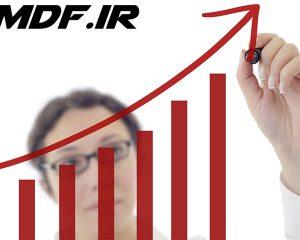 افزایش قیمت ورق MDF خام